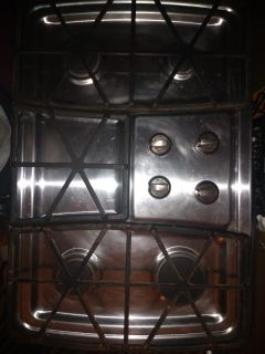 Whirlpool Gold Stove Top