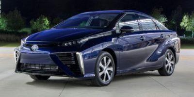 2018 Toyota Mirai T (Crystal White)