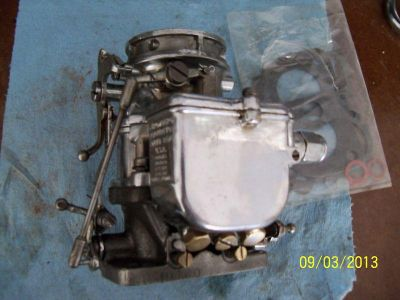 Find Stromberg 48 Carburetor (Chrome) motorcycle in Avon, Indiana, US, for US $150.00