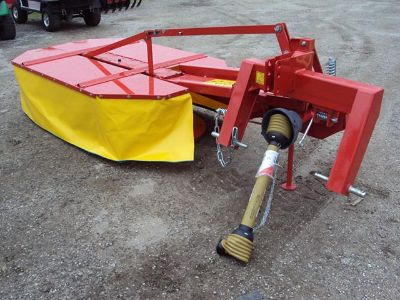 3pt Hay drum mowers for small horse power tractors New
