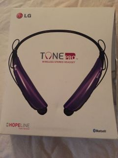 Lg tone pro stereo headset