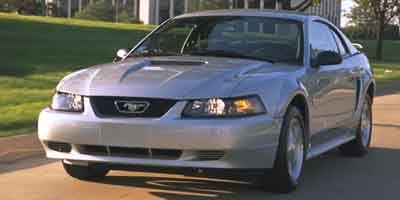 2002 Ford Mustang GT (Brown)