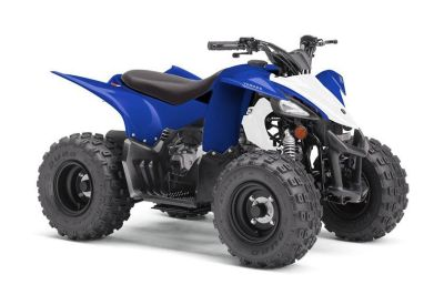 2019 Yamaha RAPTOR 50 Kids ATVs Manheim, PA