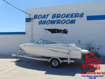 2006 CHAPARRAL 190 SSI 19′ OPEN BOW BOAT