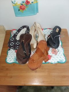 Women's size 6 1/2-7 shoes ALL FOR $5!!!