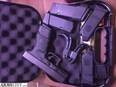 For Sale/Trade: Glock 29, gen 4. 5 mags