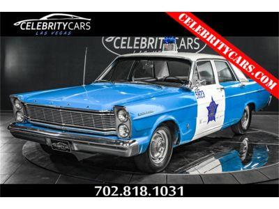 1965 Ford Police Car