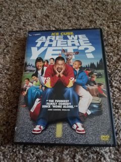 ARE WE THERE YET, DVD, EXCELLENT CONDITION, SMOKE FREE HOUSE