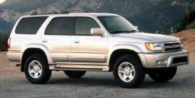 2000 Toyota 4Runner Limited (Imperial Jade Mica)