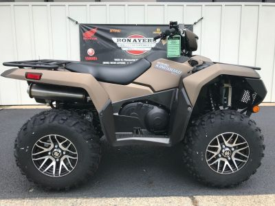 2019 Suzuki KingQuad 500AXi Power Steering SE+ Utility ATVs Greenville, NC