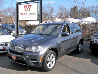 2013 BMW X5 xDrive50i (Space Gray Metallic)