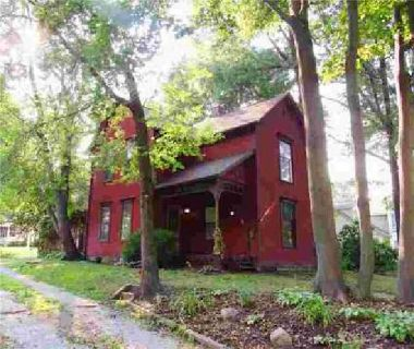 248 Merriman Rd Akron Three BR, Century home with old world