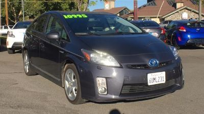 2010 Toyota Prius II (Winter Gray Metallic)