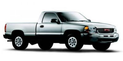 2006 GMC Sierra 1500 Work Truck (Fire Red)