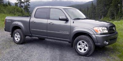 2006 Toyota Tundra SR5 (Silver Sky Metallic)