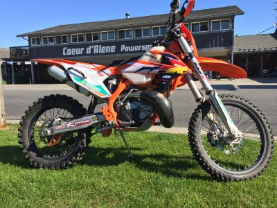 2018 KTM 300 XC-W Competition/Off Road Motorcycles Coeur D Alene, ID