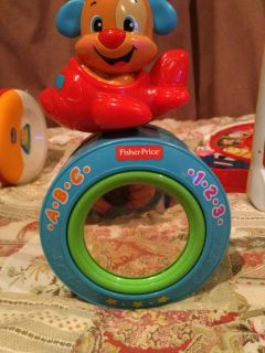 Fisher Price Rolling Toy-Makes sounds