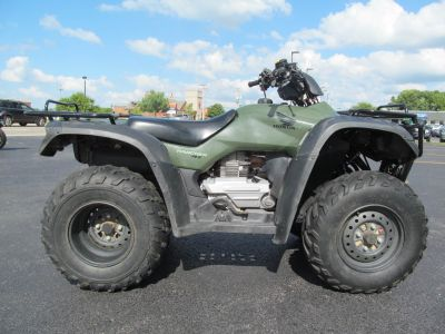 2004 Honda FourTrax Rancher AT GPScape Utility ATVs Crystal Lake, IL