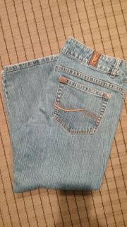 AURA jeans by WRANGLER size 8P