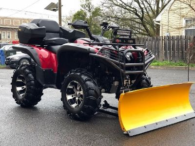 2009 YAMAHA GRIZZLY 700 4x4