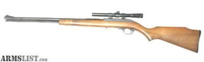 "For Sale: Glenfield by Marlin Model 60 22LR 22"""