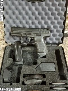 For Sale/Trade: Hk vp9 sk 9mm