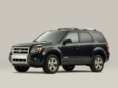 2010 Ford Escape Limited (Black)