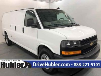 Used 2018 Chevrolet Express RWD 2500 155