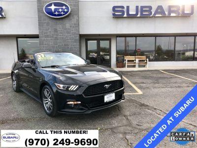 2017 Ford Mustang EcoBoost Premium (Magnetic Metallic)