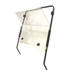 Sell EZ Go golf cart clear hinged windshield txt acrylic with hardware 94-08 motorcycle in Rohnert Park, California, United States, for US $99.99