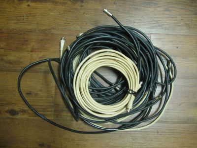 Whole Bunch of CoAx Cable