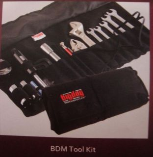 Purchase BIG DOG MOTORCYCLES ROLL UP TOOL POUCH W/ EMBROIDERED LOGO 14 TOOL SLOTS CHOPPER motorcycle in Lyons, Kansas, United States, for US $29.99