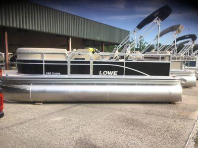 2018 Lowe Ultra 180 Cruise Pontoon Boats Lagrange, GA