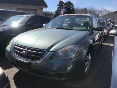Used 2003 Nissan Altima for sale