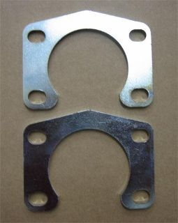 "Find New - 9"" Inch Ford Small Bearing SBF Axle Retainer Plates - Rearend Flange motorcycle in Ames, Iowa, US, for US $18.50"