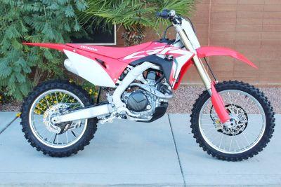 2018 Honda CRF450R Motocross Motorcycles Kingman, AZ