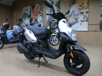 2018 Genuine Scooters Roughhouse 50 250 - 500cc Scooters Downers Grove, IL
