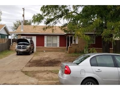 3 Bed 2.0 Bath Preforeclosure Property in Amarillo, TX 79103 - SE 28th Ave
