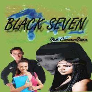 "Release of Science Fiction Novel ""Black Seven"""
