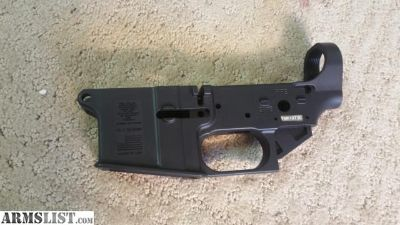 For Sale: FMK Polymer 2nd Gen Ar-15 Lower