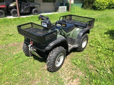 2002 Honda TRX450FM ATV Utility ATVs Milford, NH