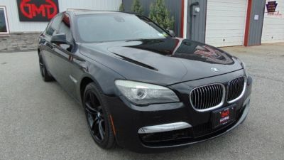 2010 BMW 7-Series 750i xDrive AWD TWIN TURBO