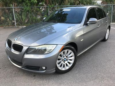 2009 BMW 3-Series 328i (Grey)