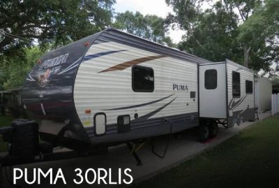 By Owner! 2018 30ft. Palomino Puma 30RLIS w/2 slides