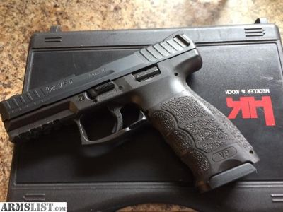 For Sale/Trade: H&K VP 9