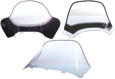 Purchase Sno-Stuff Smoke 16 in Windshield Arctic Cat Z 1995-1997 motorcycle in Hinckley, Ohio, US, for US $65.95