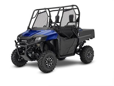 2017 Honda Pioneer 700 Deluxe Side x Side Utility Vehicles Escanaba, MI
