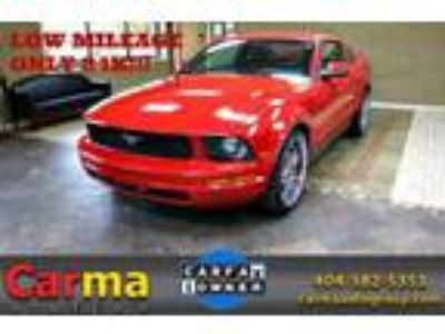 Used 2005 Ford Mustang Coupe