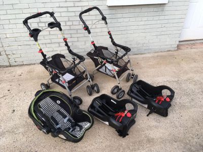 Graco Car Seat and Strollers