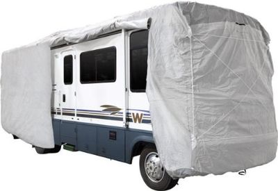 Buy NEW DELUXE TRIPLE LAYER RV MOTORHOME 30-33 FOOT COVER-3% UV PROTECTION (RV-3033) motorcycle in West Bend, Wisconsin, US, for US $184.99